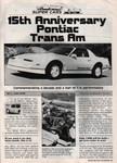 1984 Trans Am Anniversary 1